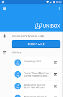 Screenshot of Unibox