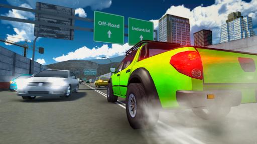 Extreme Rally SUV Simulator 3D - screenshot