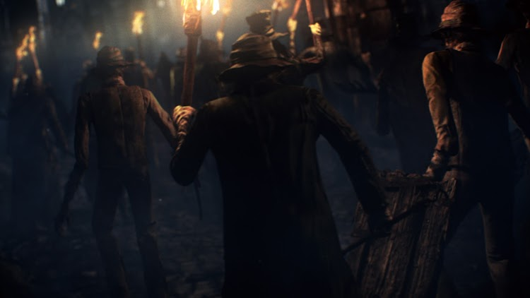 Bloodborne will see DLC before the end of the year