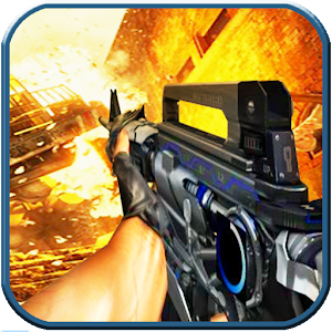 Hack Strike Terrorist 3D game