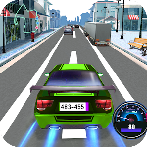 Car Racing New App on Andriod - Use on PC