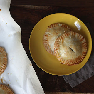 Butternut Squash, Kale, and Feta Hand Pies