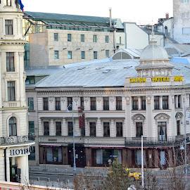 Casa Capșa by Catalin Popescu - Buildings & Architecture Office Buildings & Hotels ( bucharest, calea victoriei, romania, hotel, casa capsa )