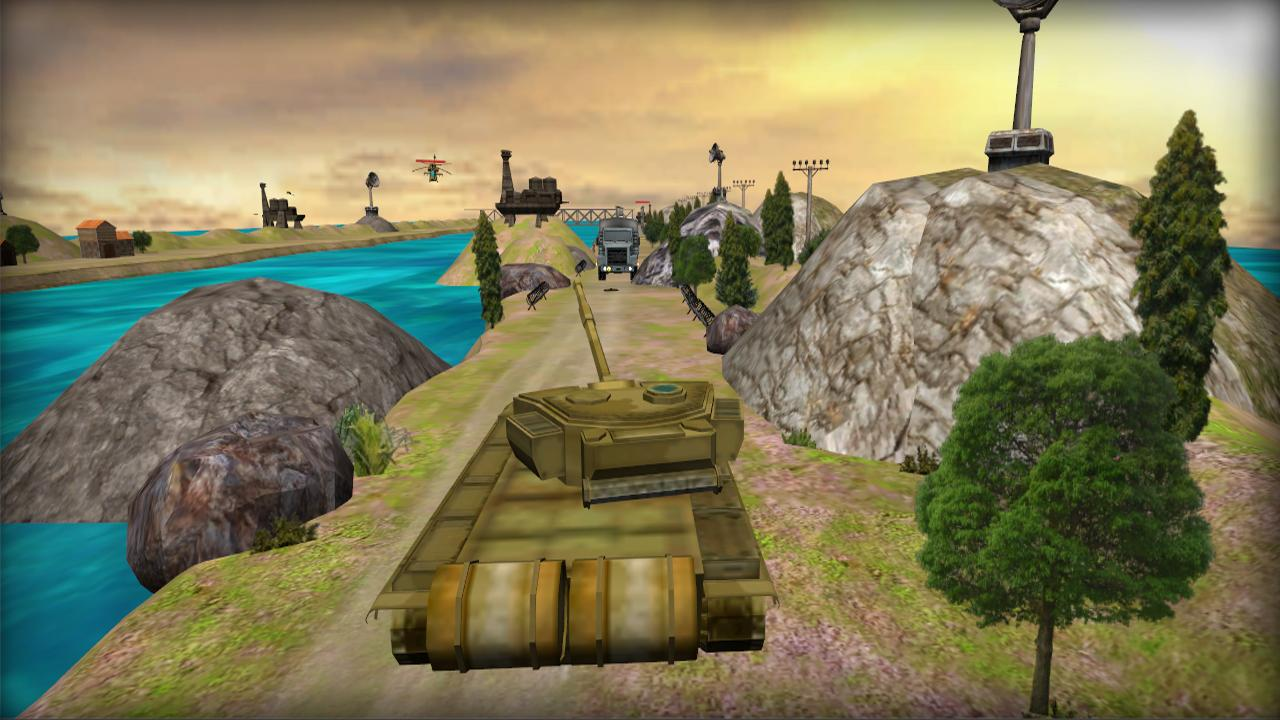 Clash of Tanks Screenshot 5