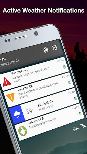 Weather by WeatherBug screenshot 6
