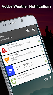 App Weather by WeatherBug APK for Windows Phone