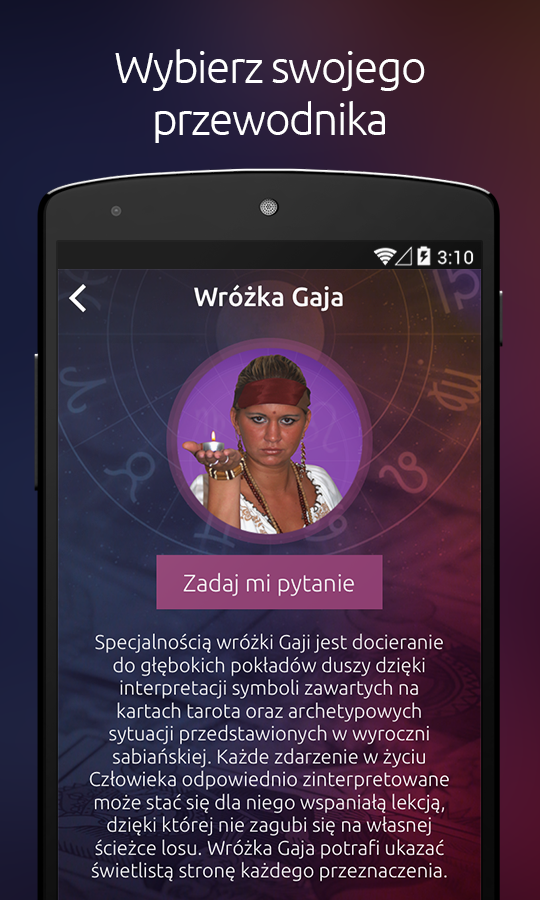 Centrum Wróżb Screenshot 3