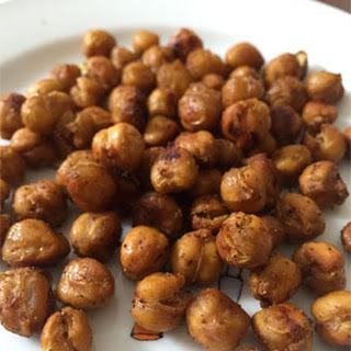 Roasted Chickpeas Recipe ? Crunchy, Spicy, and Oven Roasted
