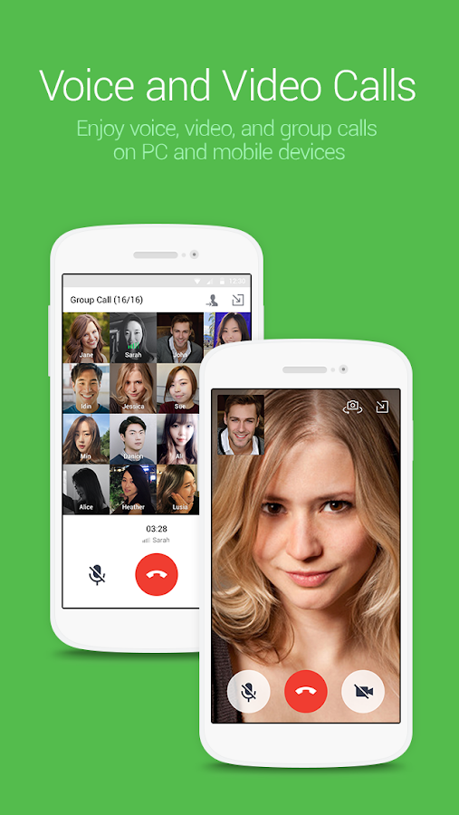 LINE: Free Calls & Messages Screenshot 1