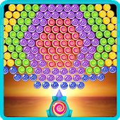 Candy Bubble Shooter 2017