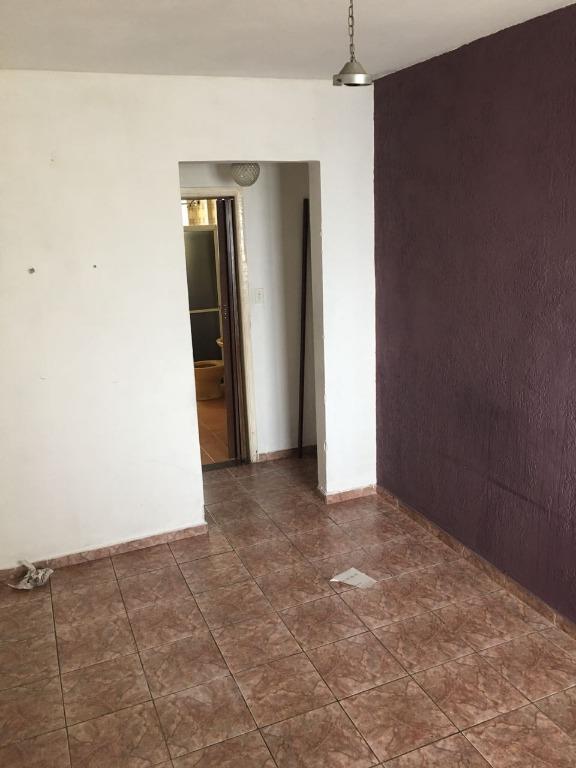 Apartamento com 1 dormitório à venda, 49 m² por R$ 145.000 - Centro - São Vicente/SP