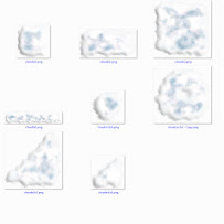 Clouds - 2d game element