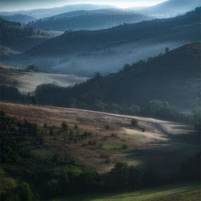Morning by Zoran Mrđanov - Landscapes Mountains & Hills (  )