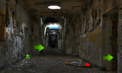 Escape Games Abandoned Mystery- screenshot