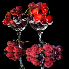 fruits in the glass by LADOCKi Elvira - Food & Drink Fruits & Vegetables (  )