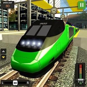 City Train Driver Simulator 2019: Free Train Games Online PC (Windows / MAC)