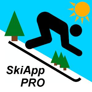 SkiApp PRO - THE Ski Computer Online PC (Windows / MAC)