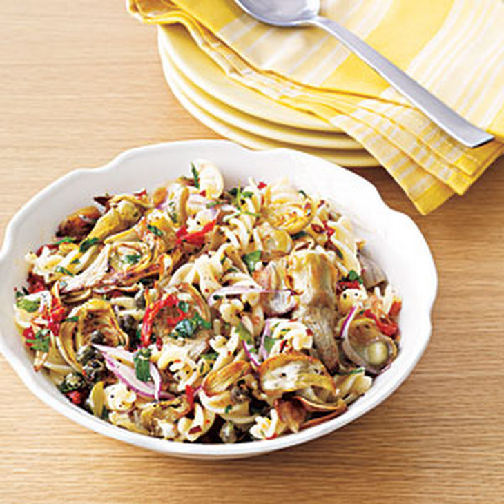... pasta salad a sunshiny day spinach sundried tomato pasta salad salad