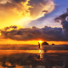 by Nam Ning - Landscapes Sunsets & Sunrises