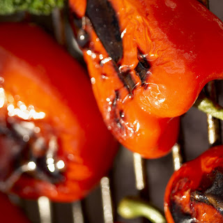 The Best Grilled Peppers