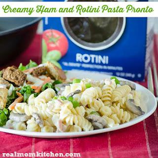 Rotini Pasta Ham Recipes