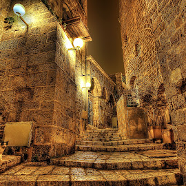 JAFFA by Joel Adolfo - City,  Street & Park  Neighborhoods ( street&park, neighborhoods, city )