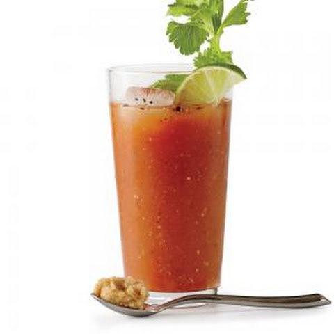 Miso Bloody Mary