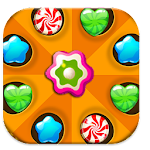 Candy Sweet Mania Icon