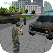Army Car Driver APK for Bluestacks