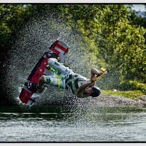Wakeboarde by Beeback AlterEgo Biba - Sports & Fitness Watersports ( wakeboard, water sport, sport, fun, surf )