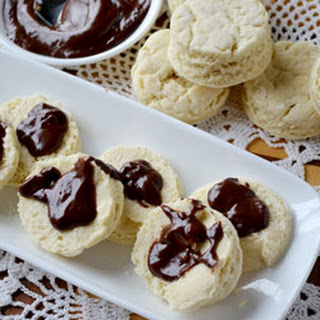 Coconut Chocolate Gravy