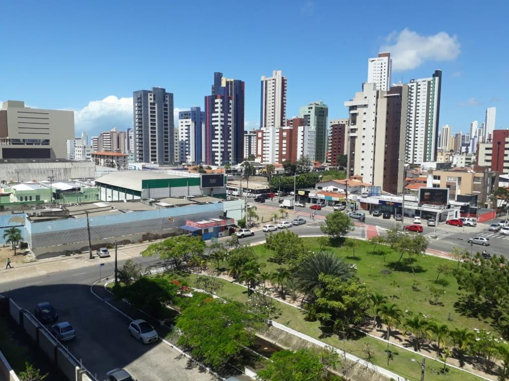 Apartamento com 4 dormitórios à venda, 168 m² por R$ 650.000 - Privê Aeroporto - Santa Rita/PB
