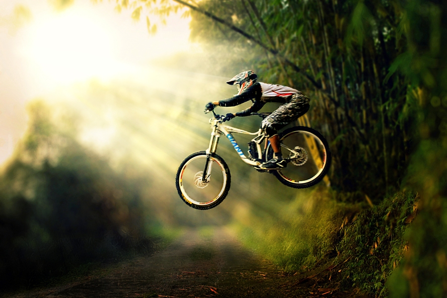 DIRT JUMP by Andy Setyawan - Sports & Fitness Cycling