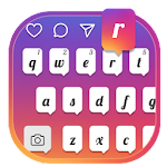 Keyboard Theme for Ins Color Icon