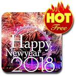 New Year Wishes Messages 2018 Icon