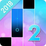 Piano Online Challenges 2: Magic White Tiles Icon