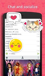 Chat ❤️ Meet People - Gala APK for Bluestacks