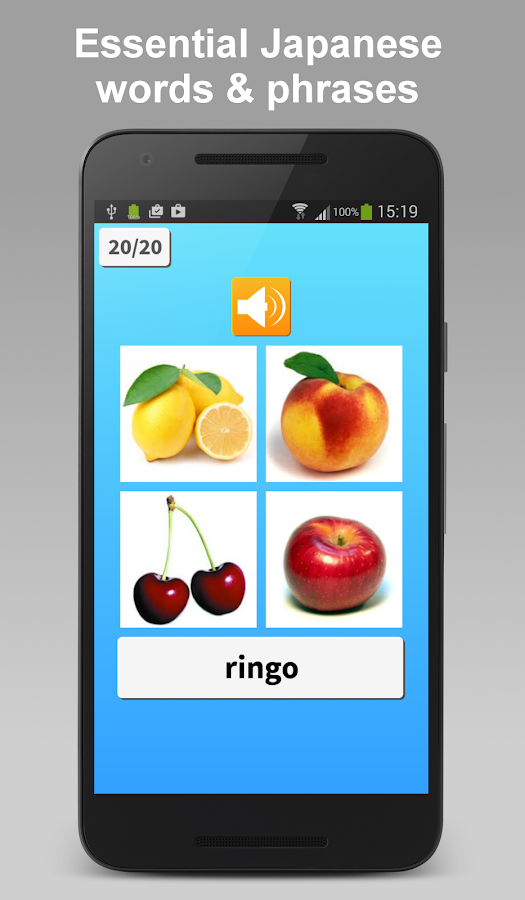 Learn Japanese LuvLingua Pro Screenshot 4