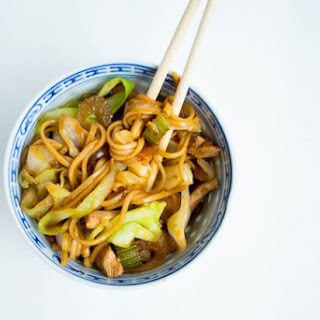 Chicken Lo Mein With Cabbage Recipes