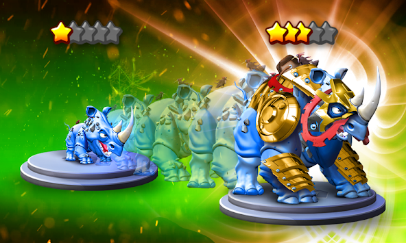 Monster & Commander APK screenshot thumbnail 1