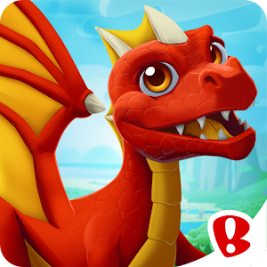An all-new DragonVale! Enter a magical 3D world of dragon-filled adventures. APK Icon