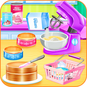 Cooking cake bakery shop the best app – Try on PC Now