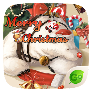 Download Christmas Bear  Keyboard Theme For PC Windows and Mac