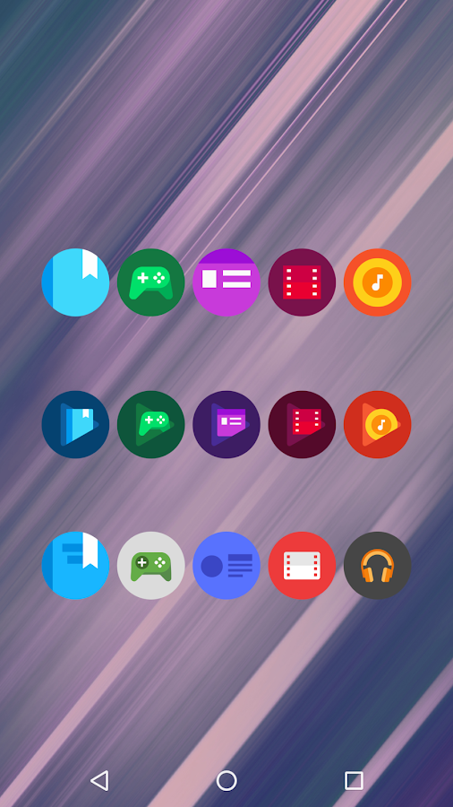 Elun - Icon Pack Screenshot 9