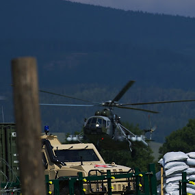 military mission by Pavel Vrba - Transportation Helicopters ( military )
