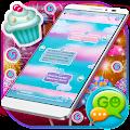 Candyland GO SMS APK for Bluestacks