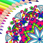 App Colorfy - Coloring Book Free APK for Kindle