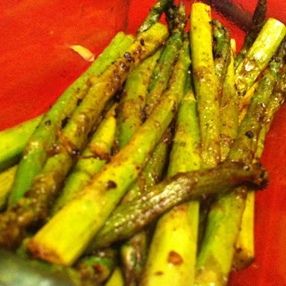 Simple Spring Sauteed Asparagus