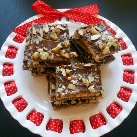 Club Cracker Christmas Toffee