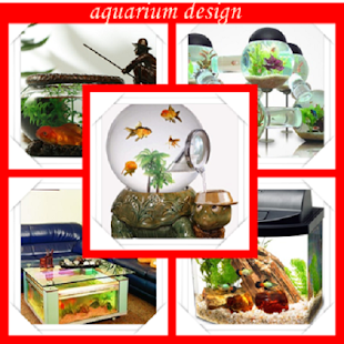 design aquarium - screenshot